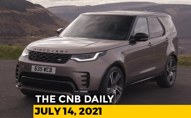 Video : 2021 Land Rover Discovery Price   Maharashtra EV Policy   Tata Xpres-T