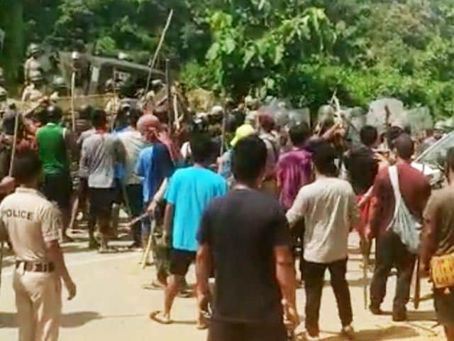 Video : Top News Of The Day: 5 Cops Killed In Assam-Mizoram Border Violence