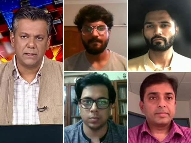 Video : US, EU Nationals Allowed Into UK Without Quarantine: Why Not Indian Students?