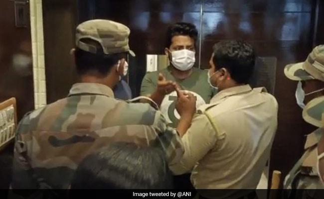 Tripura Cops Summon Prashant Kishor's Team Members, 'Confined' To Hotel