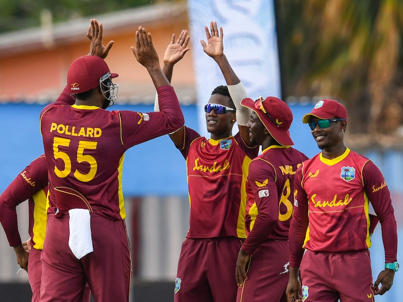 West Indies-Pakistan T20I Series Reduced To Four Matches From Five