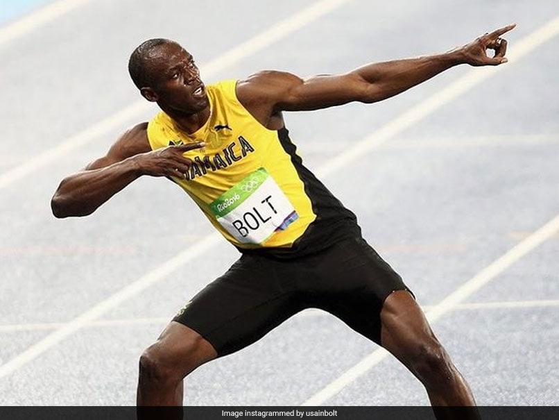 Usain Bolt returns to the 800-meter Olympic gold medal as part of the exhibition Athletics News