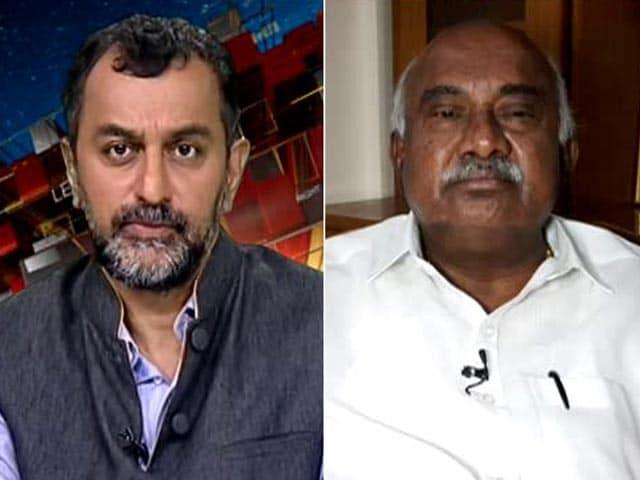 Video : BS Yediyurappa's Son Was Intervening: BJP Leader