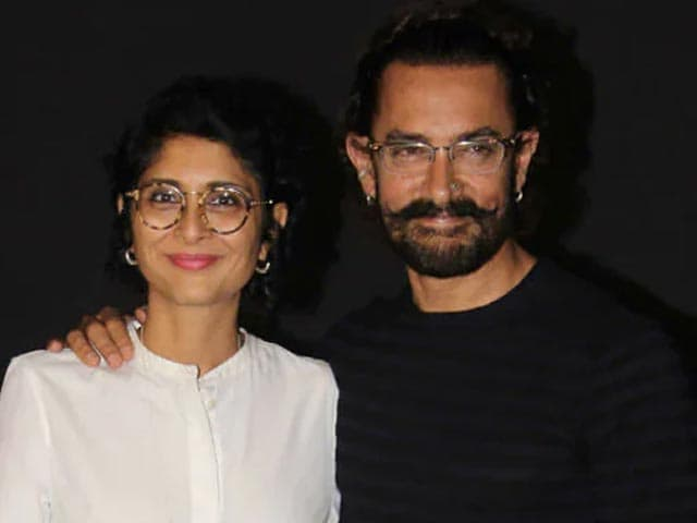 """Video : Aamir And Kiran Rao To Divorce, Will """"Remain Devoted Parents"""" To Azad"""
