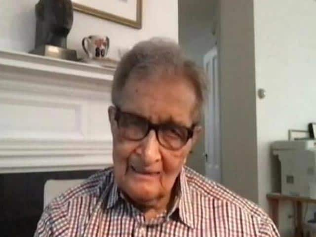 Video : 'Military Played With Aung San Suu Kyi Very Powerfully': Amartya Sen