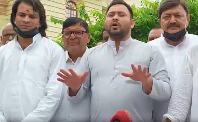 बिहार विधानसभा के मॉनसून सत्र का बॉयकाट करेगा समूचा विपक्ष तेजस्वी यादव ने किया ऐलान