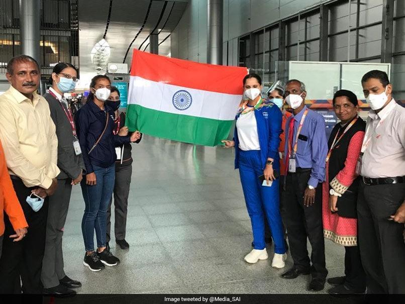 Tokyo Olympics: Sania Mirza, Ankita Raina Outing Games |  Olympic News