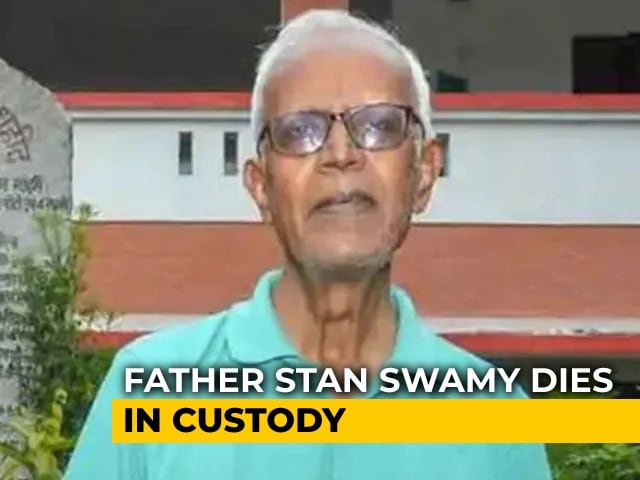 Video : After Stan Swamy's Death, 10 Opposition Leaders Write To President