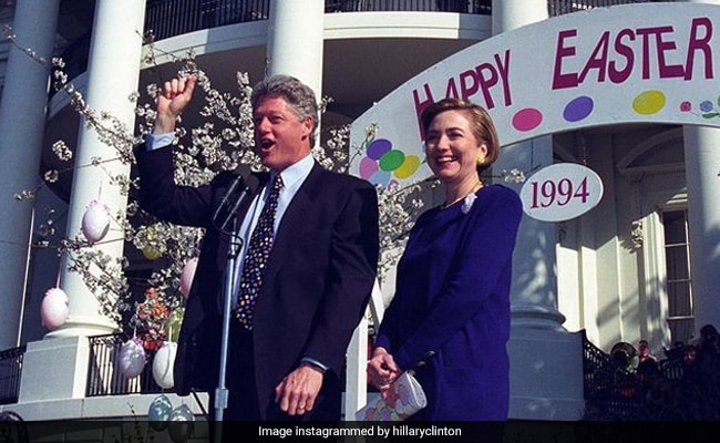 When Bill Clinton Chose To Have Indian Food Over Tea With The Queen Of England
