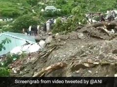 Rescue Ops Underway In Himachal's Kangra After Landslides, Floods