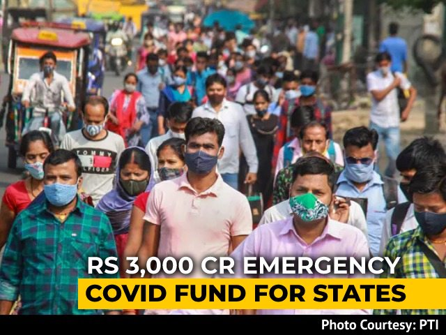 Video : Rs 23,123 Crore Covid Fund Announced After First Meet Of Revamped Cabinet