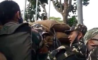 Watch: At Assam-Mizoram Border, 6-Hour Battle Between 2 Police Forces