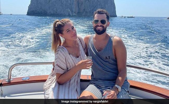 Inside Nargis Fakhri's Italy Vacation With Boyfriend Justin Santos. See Pics