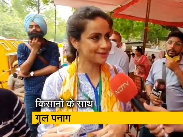 Video : राजनीति में महिलाओं की भागादारी 50 प्रतिशत होनी चाहिए : गुल पनाग