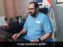 Ministry Doesn't Operate On Unilateral Basis: Minister On Twitter Row
