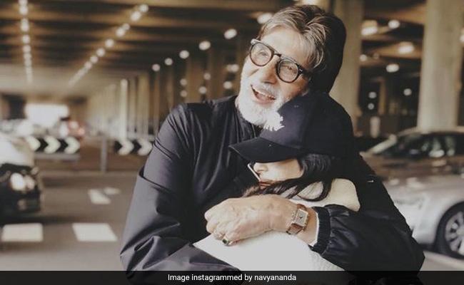 नातिन नव्या नंदा को सफल होता देख इमोशनल हुए अमिताभ बच्चन, कमेंट कर कहा- मुझे तुम पर गर्व है...