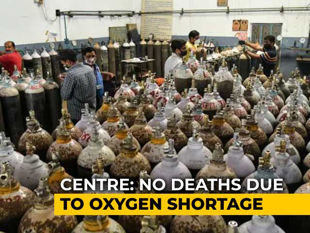 Video : Anger Grows Over Government's 'No Oxygen Deaths' Claim