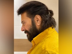 """Mammootty's """"Tiny Pony"""" Pic Goes Viral. See Here"""
