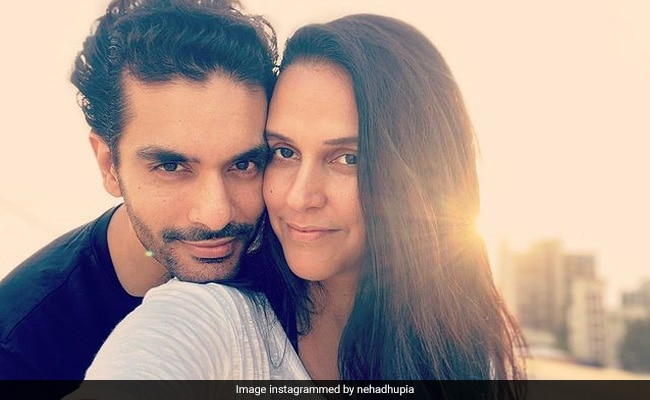 Angad Bedi On Neha Dhupia's Second Pregnancy: 'It's Not Easy On Her, She's Keeping Her Spirits Up'