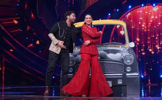 Karisma Kapoor Fulfills Mohd Danish Dream Recreates The Raja Hindustani Moment On Indian Idol 12