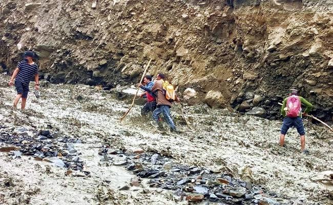 175 Tourists Stranded In Lahaul-Spiti After Cloudburst, Landslides