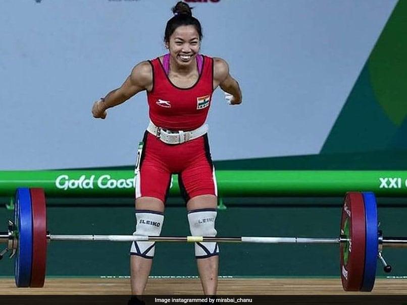 Tokyo Olympics: Weightlifter Mirabai Chanu Puts Rio Failure Behind, Aims For Glory At Tokyo