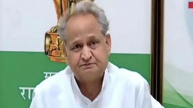 """""""Over 100 MLAs With Ashok Gehlot"""": Rajasthan Minister Rules Out Leadership Change"""