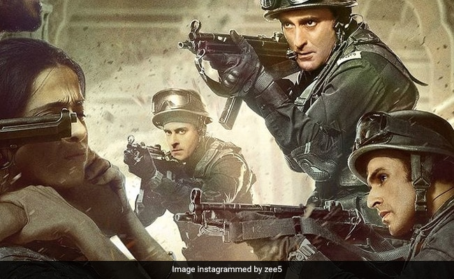 State Of Siege: Temple Attack Review - Reeks Of Staleness Despite Akshaye Khanna's Efforts