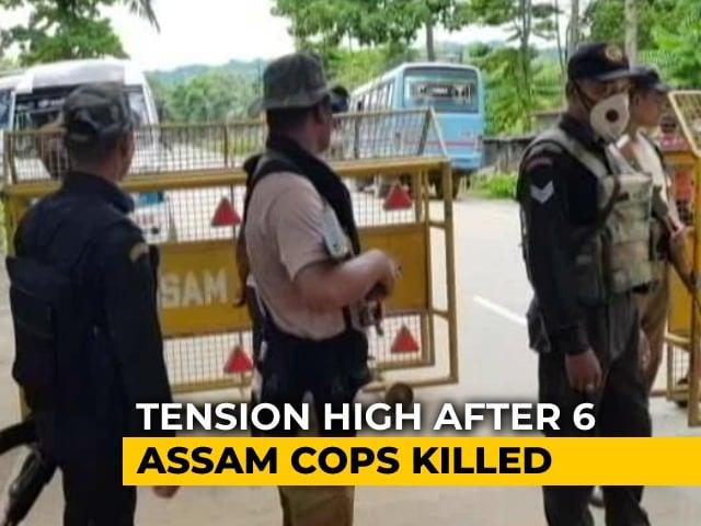 Video : <i>Bandh</i> After Assam-Mizoram Border Clashes Affect Normal Life In Barak Valley