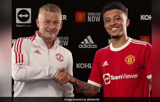 Jadon Sancho Wants To Bring Trophies Back To Manchester United