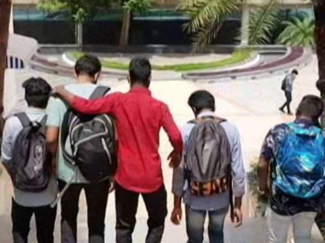 Video : Back To College In Karnataka