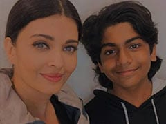 Trending Pics Of Aishwarya Rai Bachchan And Her Co-Star From The Sets Of <I>Ponniyin Selvan</I>