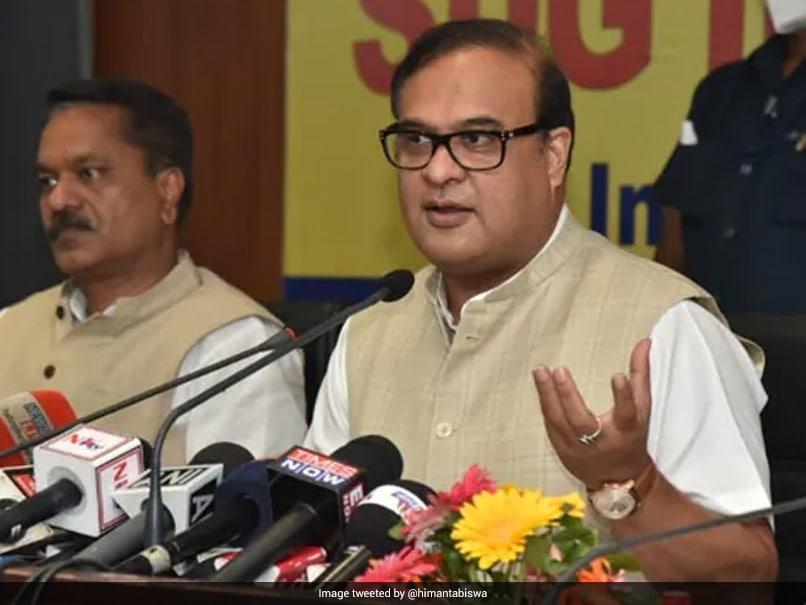 Himanta Biswa Sarma To Meet PM Modi Over Assam-Mizoram Border Dispute