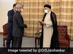 S Jaishankar To Attend Swearing-In Ceremony Of Newly-Elected Iranian President