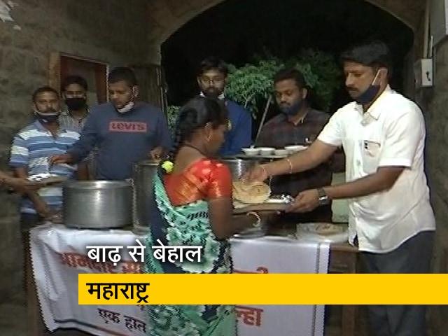 Videos : महाराष्ट्र में बाढ़ से तबाही, 164 की मौत, कई लापता