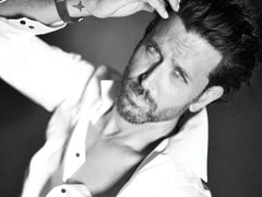 Somebody Call The Fire Brigade, Hrithik Roshan's New Pics Are Setting Instagram Ablaze
