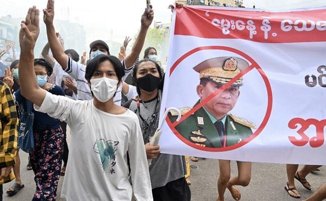 Myanmar Facing 'Alarming' Risk Of Escalating Civil War: UN Rights Chief