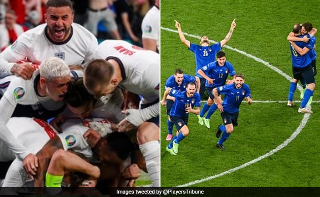 Euro Cup 2020 final England vs Italy head to head records  Final match Live-streaming in india all you need to know