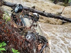 8 Feared Dead, 7 Missing In Flash Floods Triggered By Heavy Rain In Himachal Pradesh