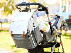 Listen Up New Moms And Dads, These Spacious Diaper Bags Actually Look Stylish To Carry Around