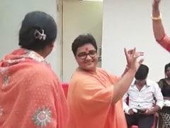 Am Unwell, BJP's Pragya Thakur Told Court; Now She's Filmed Dancing
