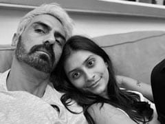 """Arjun Rampal Gives Us A Glimpse Of """"The Bond"""" He Shares With Daughter Mahikaa"""