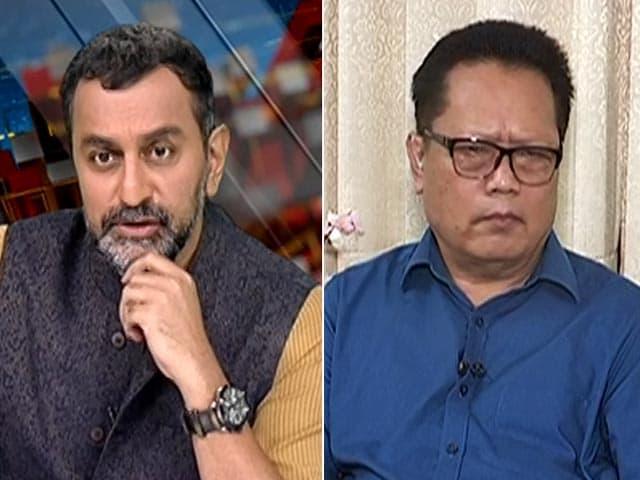 Video : Mizoram MP To NDTV: Mizoram Police Fired In Self Defence