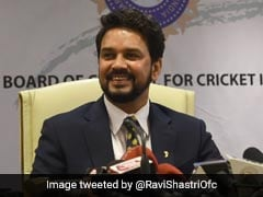 Will Try My Best To Carry On Good Work Done By Kiren Rijiju: Anurag Thakur