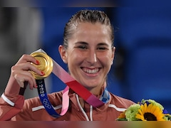 Tokyo Olympics: Belinda Bencic Becomes First Swiss Woman To Win Singles Tennis Title