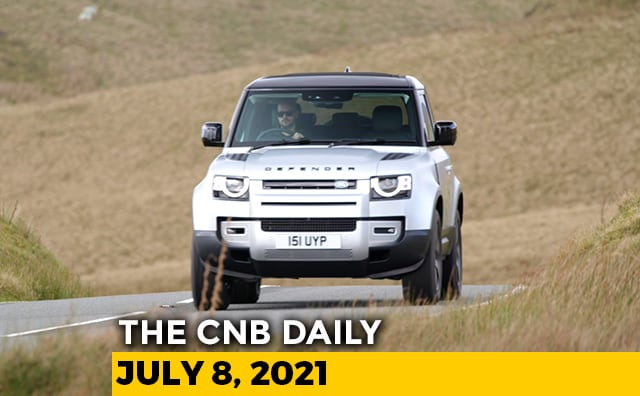 Video : Land Rover Defender 90   2021 BMW R 1250 GS Prices   Retail Sales June