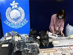 "Six School Kids Among Nine Hong Kongers Arrested For ""Bomb Plot"""