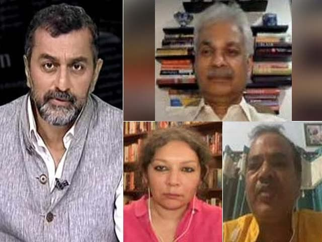 Video : Duty Of Cops To Protect Citizens: Expert On Haryana Hate Speech