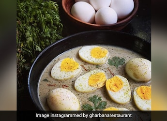 Egg Malai Masala - Try This Recipe To Amp Up The Humble Egg Curry