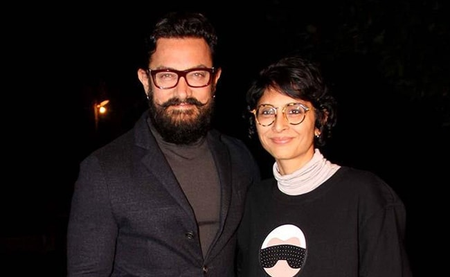Holding Hands, Aamir Khan And Kiran Rao Say: 'We Are Still A Family'